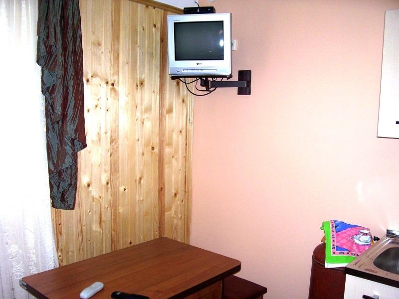 номер Студия Спутниковое ТВ частного дома отдыха У Натали