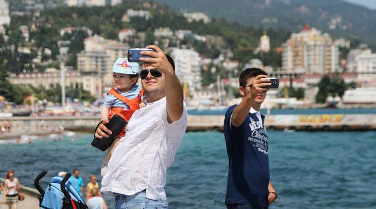 Незабываемые эмоции и селфи на летнем отдыхе в Крыму!